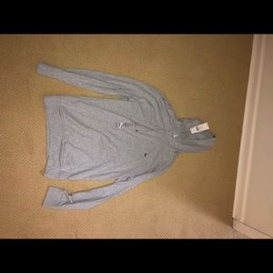Lacoste Tops - NWT Lacoste blueish grey colored sweatshirt